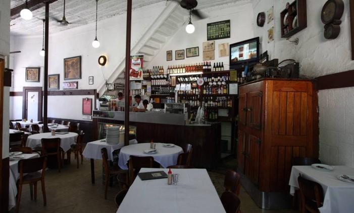 Bar Brasil Foto: Michel Filho/23-11-2009 / Agência O Globo
