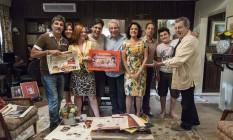 """Seriado. Elenco de """"A grande família"""" participará do último dia do evento Foto: Ellen Soares / Divulgação/TV Globo/Ellen Soares"""