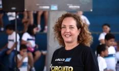 Juliana Teixeira é a idealizadora do projeto Foto: Angelo Antônio Duarte/ Agência O Globo
