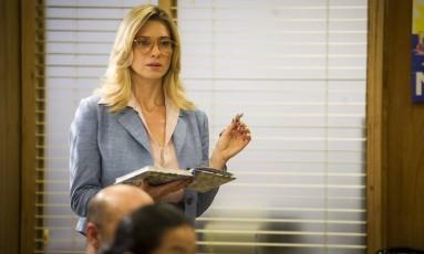 "Leticia Spiller na novela ""Boogie Oogie"" Foto: TV Globo / João Cotta"