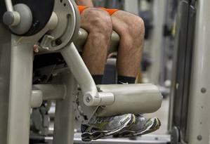 Musculação, o segundo exercício preferido pelos brasileiros Foto: Márcia Foletto / Agência O Globo