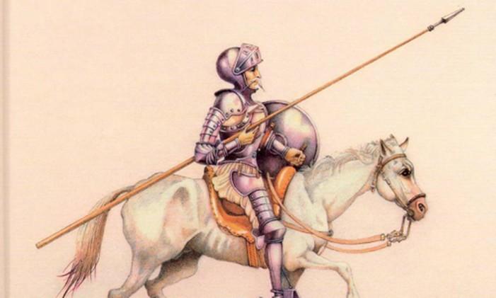 Dom Quixote de la Mancha Foto: Reprodução