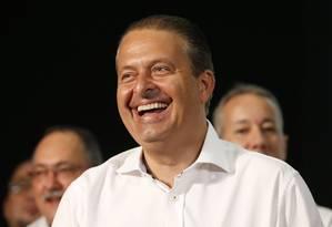 Campanha de Eduardo Campos teria recebido R$ 20 milhões segundo Paulo Roberto Costa Foto: Ivo Gonzalez / Agência O Globo