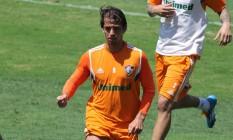 Diguinho anunciou que não continuará no Fluminense em 2015 Foto: Fernando Cazaes/Photocamera/23-10-2014