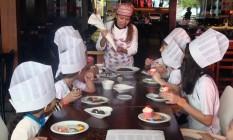 Babylândia e Atuação. Dia das crianças com oficina de cupcake no Paludo Gourmet Foto: Divulgação / Divulgação / C Comunicação