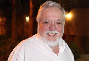 Campanha. Lula Vieira, marqueteiro do candidato Marcelo Crivella Foto: Divulgação/Ed Reis