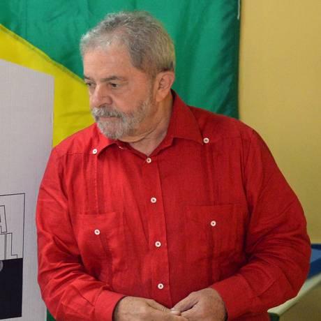 Ex-presidente Luiz Inácio Lula da Silva Foto: NELSON ALMEIDA / AFP