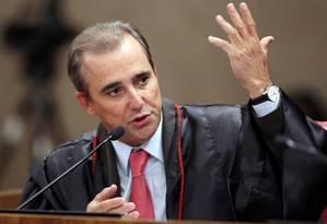 Relações: 'Por onde passo, deixo amigos', diz ministro Foto: Roberto Jayme / TSE