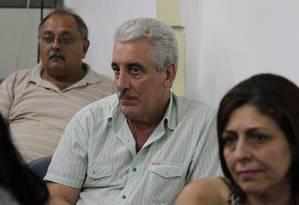 Henrique Pizzolato antes de ser preso na Itália Foto: Michel Filho / O Globo