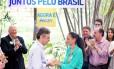 Aécio Neves conquistou apoio de Marina, mas eleitores se dividiram