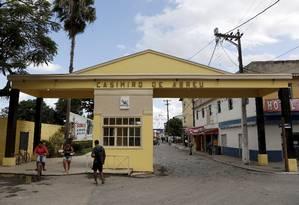 Cidade chamou a atenção do estado após eleição ser decidida por um voto Foto: Hudson Pontes / Agência O Globo