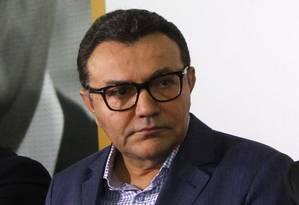 Carlos Siqueira, novo presidente nacional do PSB, diz que é inicial ideia de frente contra PT Foto: Jorge William / O Globo