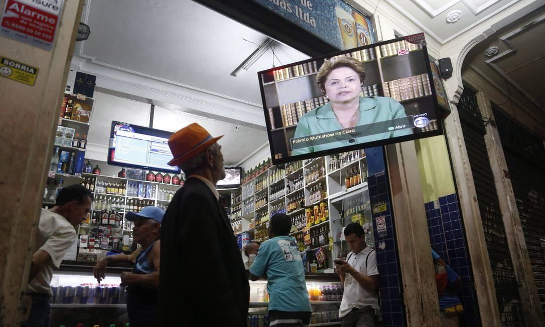Congresso já reage à ideia de plebiscito proposto por Dilma