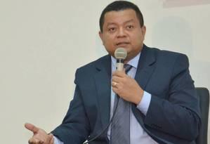 O juiz eleitoral Márlon Reis: depois de Ficha Limpa, novo projeto de iniciativa popular quer reforma política Foto: Divulgação