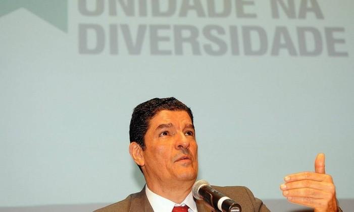 Ministro do Turismo Foto: O Globo