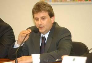 Doleiro Alberto Youssef Foto: Agência Senado / Geraldo Magela//18-10-2005