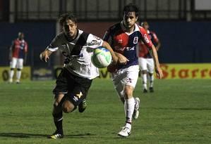 O uruguaio Maxi Rodríguez não vai continuar no Vasco Foto: MarceloSadio / Vasco da Gama