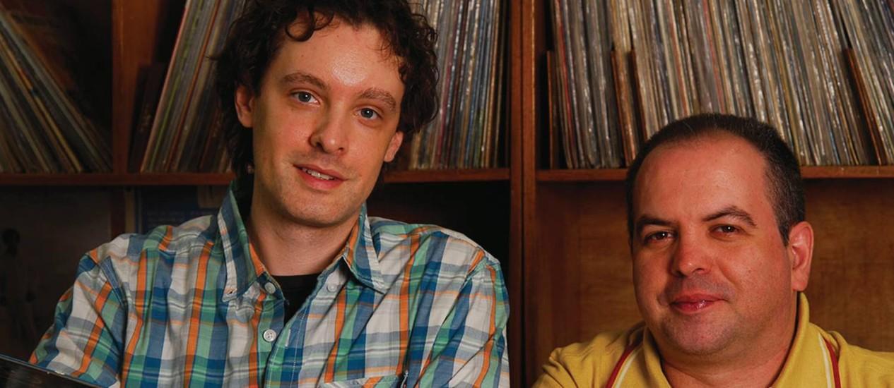 Vincent Villari e Guilherme Bryan: parceria de 14 anos Foto: Divulgação/Roberto Stelzer