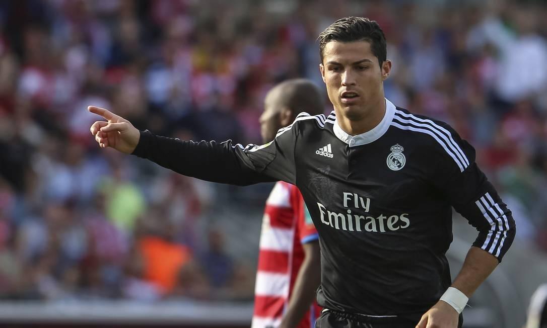 Cristiano Ronaldo é o artilheiro do Campeonato Espanhol, com 17 gols Foto: STRINGER / REUTERS