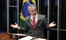 Senador Humberto Costa critica fisiologismo Foto: Ailton de Freitas / Ailton de Freitas/5-8-2014