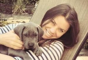 A americana Brittany Maynard tinha 29 anos e era recém casada Foto: Reprodução
