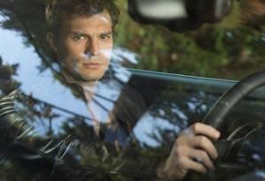 Jamie Dornan como Christian Grey em 'Cinquenta tons de cinza' Foto: Divulgação