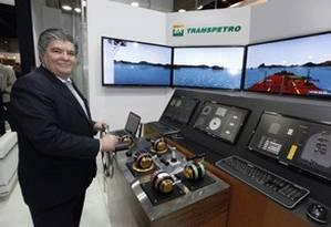 O presidente da Transpetro, Sérgio Machado Foto: Divulgação