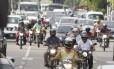 Excesso. Em Pernambuco, há quase 1 milhão de motos. O estado vê acidentes como epidemia