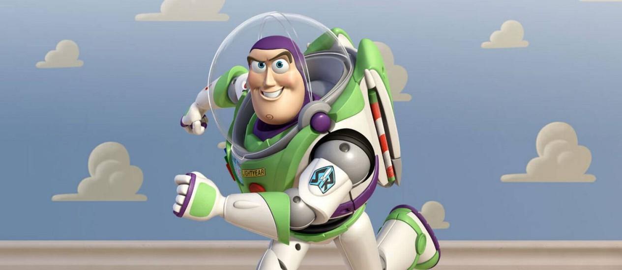 'Para o infinito... e além!' é a favorita dos leitores da Radio Times Foto: Divulgação/Pixar