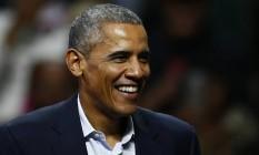 Barack Obama. Presidente ligou à rádio de Connecticut e pediu que eleitores não deixem de votar nas eleições de meio de mandato Foto: Matt Rourke / AP