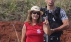 Kátia Rabelo, presa no processo do mensalão Foto: Givaldo Barbosa / Agência O Globo