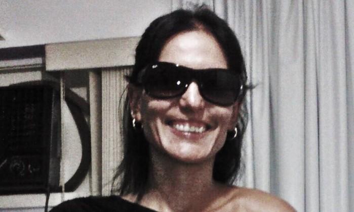 Luciana Silva Tamburini, agente da Lei Seca multada por ofender o juiz João Carlos de Souza Correa - Arquivo Pessoal / Arquivo Pessoal - luciana-silva