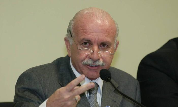 Ex-tesoureiro informal do PTB Emerson Palmieri Foto: Ailton de Freitas / O Globo