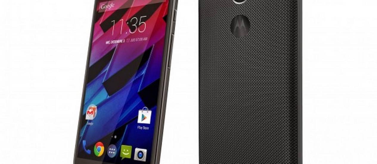 Moto Maxx: bateria com até 40h de duração Foto: Reprodução