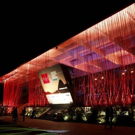 Semana Design Rio, no Jockey Club Foto: Hudson Pontes / Agência O Globo