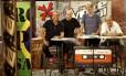 Produtores musicais do 'The Voice Brasil': Alexandre Castilho, Vinícius Rosa, Marcelo Sussekind e Torcuato Mariano