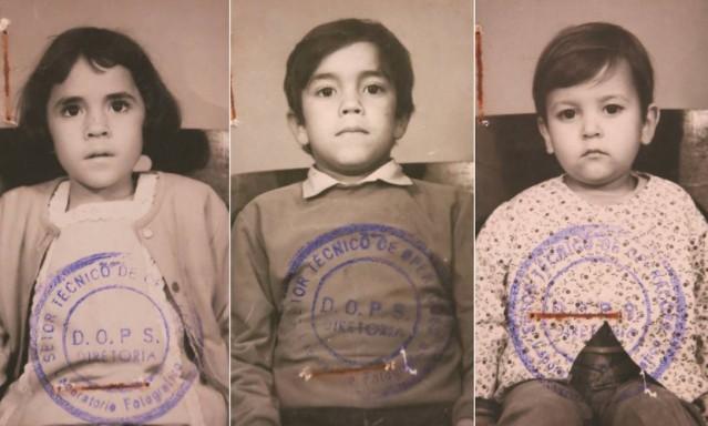 Crianças filhas de perseguidos pela ditadura militar no Brasil eram fichadas pelo Dops