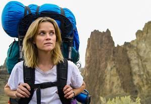 """Reese Witherspoon é a estrela de """"Livre"""", filme de Jean-Marc Vallée Foto: Divulgação"""