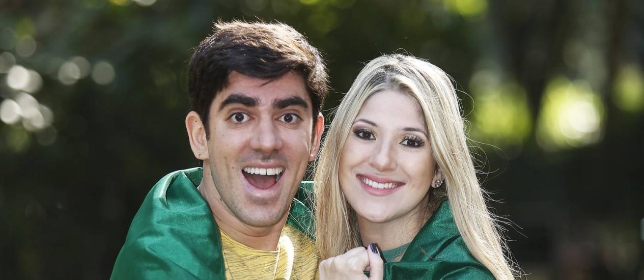 Fãs do casal ficaram revoltados com traição de Marcelo Adnet Foto: Luis Alvarenga