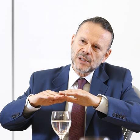 O presidente do BNDES, Luciano Coutinho Foto: Fabio Rossi / Agência O Globo