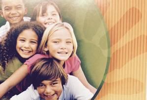 Folder do congresso em dezembro: união de psiquiatras e pediatras em prol do diagnóstico precoce Foto: Reprodução
