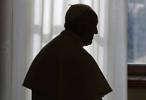 Papa tenta responder às críticas de que Igreja é lenta e conivente na investigação de sacerdotes envolvidos em abusos sexuais Foto: MAX ROSSI/REUTERS
