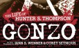 A capa da biografia de Hunter S. Thompson, da Hachette: após acordo, versões digitais estarão à venda na Amazon