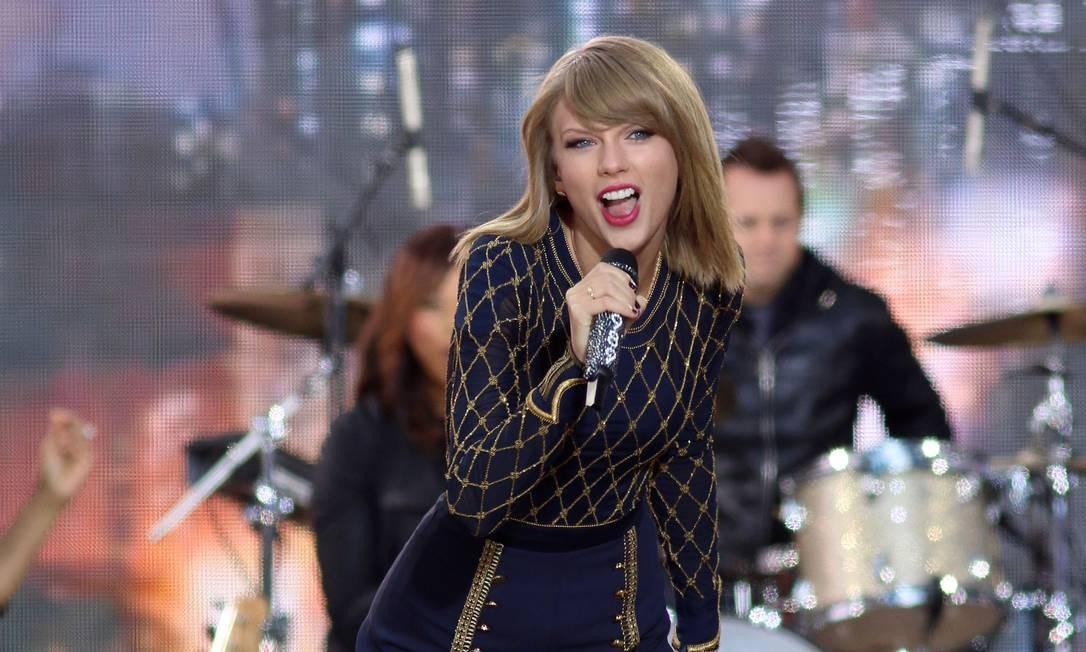 Taylor Swift já vendeu mais de um milhão de cópias de seu novo cd