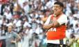 O técnico Joel Santana em sua passagem pelo Vasco