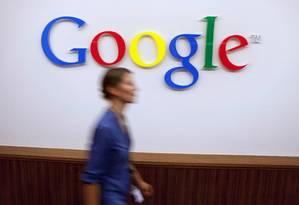 Justiça francesa determina que Google global deve excluir link dos resultados de buscas Foto: Bloomberg/Krisztian Bocsi