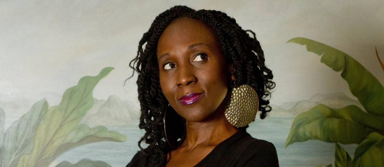 Toni Blackman, rapper e ativista Foto: Bia Guedes / ANA BRANCO