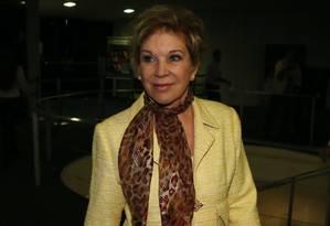 Marta Suplicy (PT-SP) volta ao Senado após pedido de demissão no Ministério da Cultura Foto: Ailton de Freitas / Agência O Globo