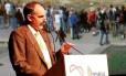 Stewart Collins diz que brasileiros devem investir nos parques por 'orgulho nacional'
