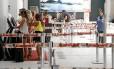 Avaliação. Santos Dumont é um dos aeroportos sob gestão da Infraero e terá a qualidade dos serviços monitorada